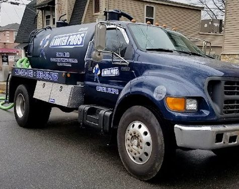 NJ grease trap pumping services