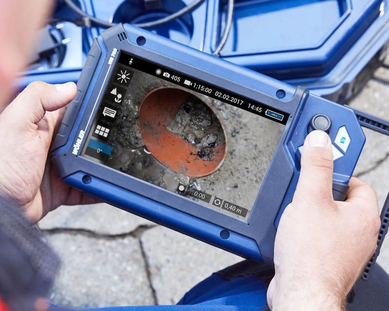 3 benefits of sewer camera inspection